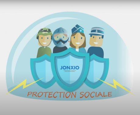 JONXIO vidéo pédagogique protection sociale