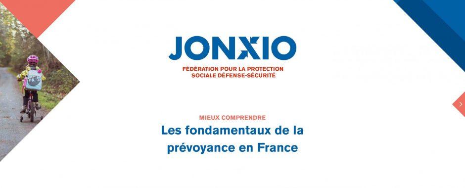 JONXIO guide prévoyance couverture
